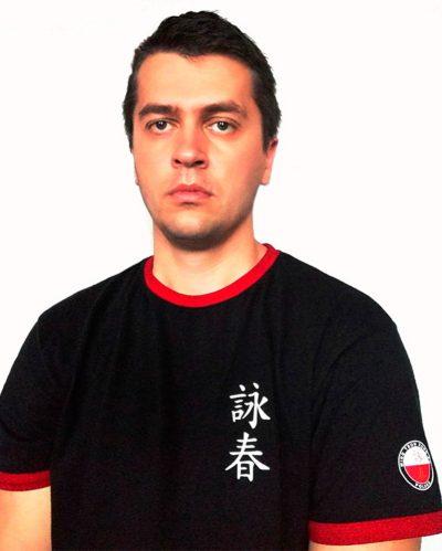 Si-Fu Krzysztof Dylicki (2. st. mistrzowski)