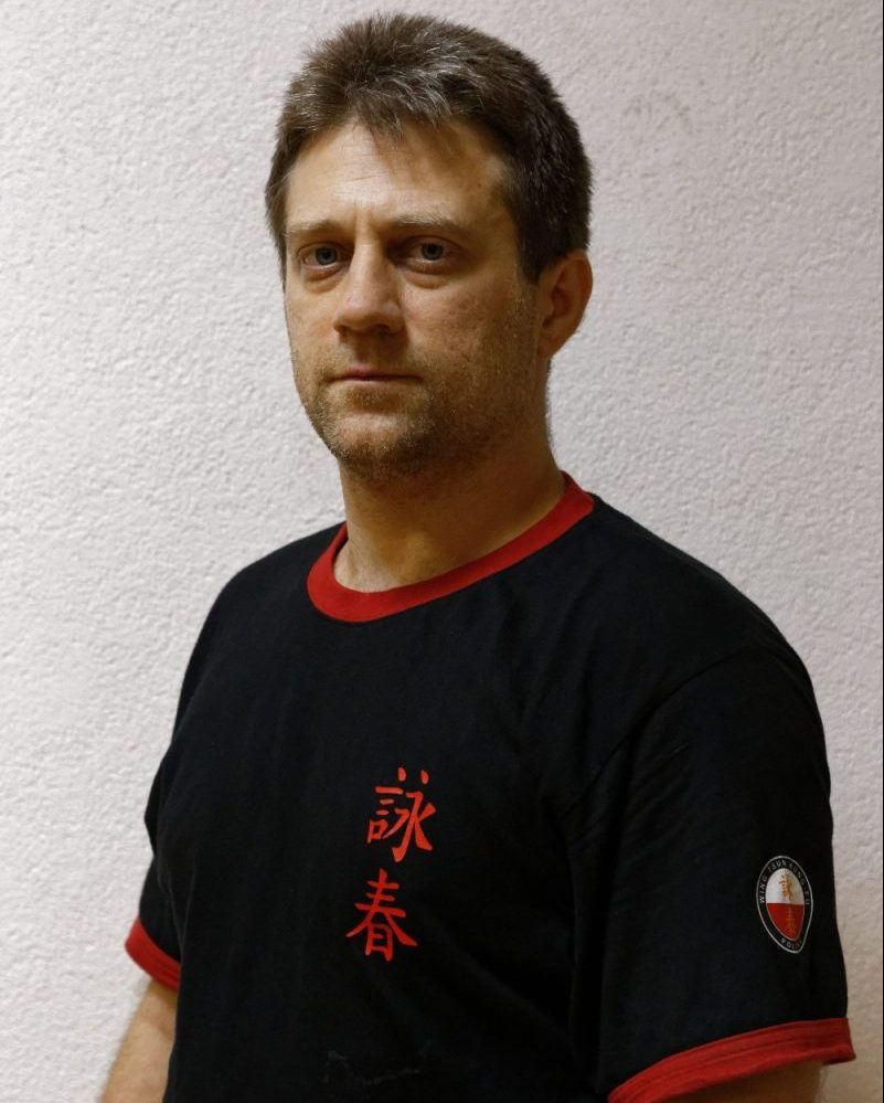 Si-Fu Marcin Błaszak (4. st. mistrzowski)