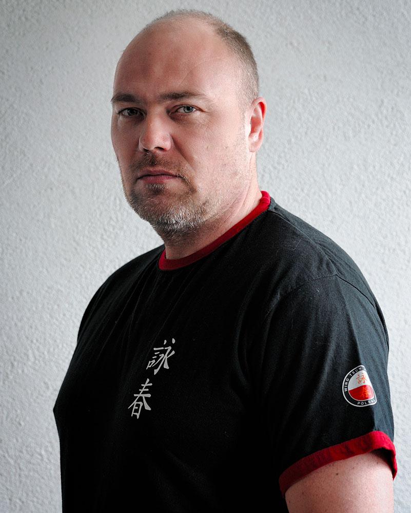 Si-Fu Piotr Ziółkowski (2 st. mistrzowski)