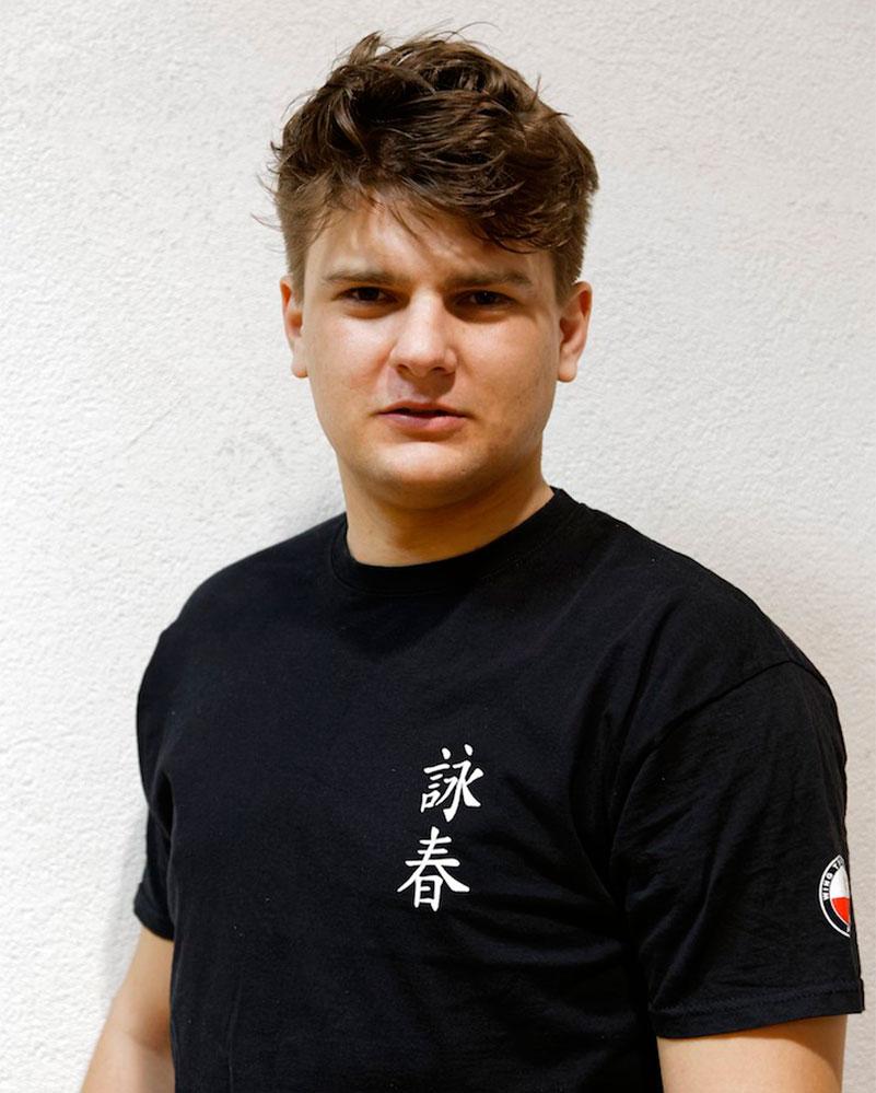 Si-Hing Paweł Makosz (1. st. mistrzowski)